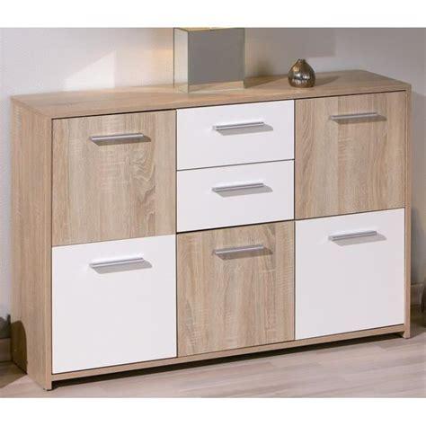 montage tiroir cuisine ikea commode 5 portes 2 tiroirs chêne elvezia achat vente commode de chambre commode 5 portes