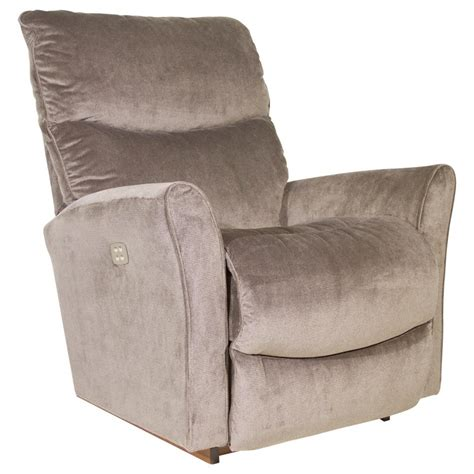 rowan small scale power recline xr reclina rocker