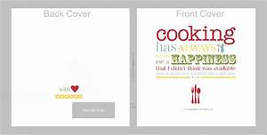 7 best images of recipe book cover template free recipe With free recipe template for cookbook