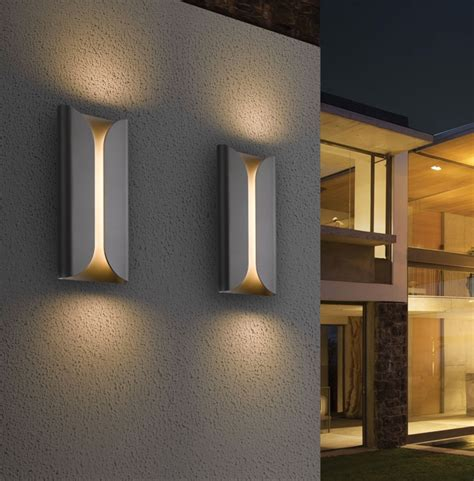 Installing Contemporary Outdoor Wall Lights — Bistrodre