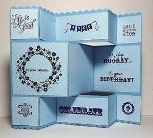 66 best Tri fold shutter card images on Pinterest