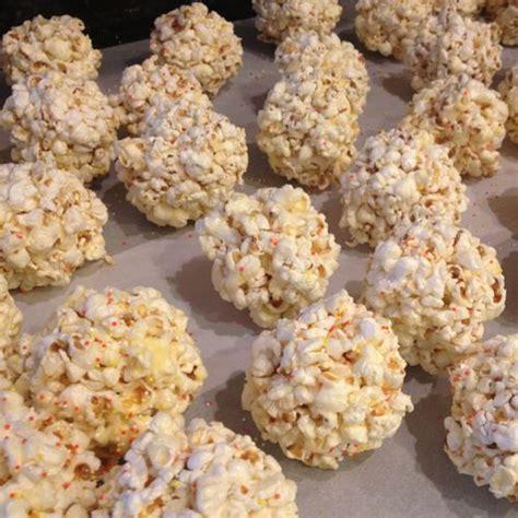 colored popcorn balls popcorn balls recipes