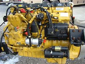2005 Caterpillar C9 Cat Diesel Engine For Sale 400hp