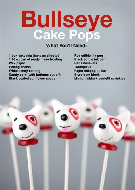 bullseye   bakerella treatment canine cake pops