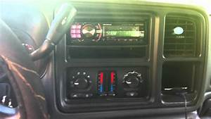 Kicker Subwoofers Cvr 10 In Chevy Truck