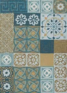 Tapis D Extérieur Pour Terrasse : tapis contemporain tapis interieur exterieur namada saint maclou tapis textile pinterest ~ Teatrodelosmanantiales.com Idées de Décoration