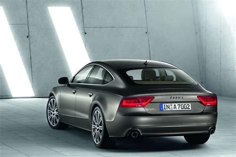2018 Audi A7 Sportback Official Details And Photos