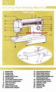 Kenmore Model 1341 Instruction Manual