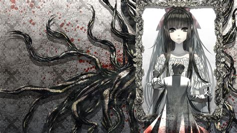 Creepy Anime Wallpaper - creepy anime wallpaper 58 images