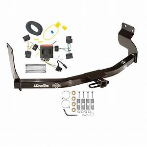 Trailer Tow Hitch W   Wiring Kit For 08