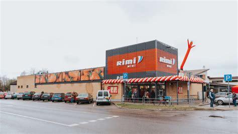 Rimi - Limbažos atvērts pirmais Rimi veikals