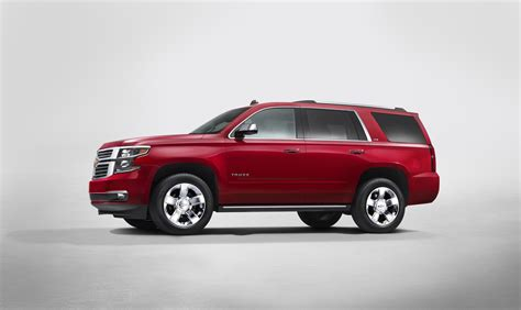 2017 Chevy Tahoe Info, Specs, Pictures, Wiki