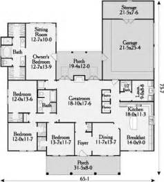 the house designers house plans longmeadow 3647 4 bedrooms and 2 baths the house designers