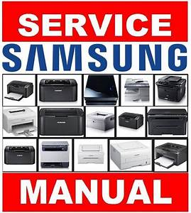 Samsung Laser Inkjet Printer Copier Service Manual And