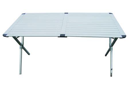 table pliante en aluminium 28 images table pliante 70x50 arc en ciel emu aluminium table