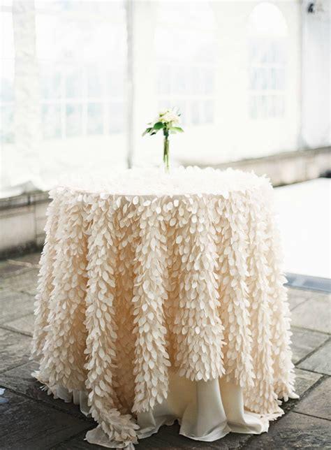 White Petal Tablecloth @XM18 – Advancedmassagebysara