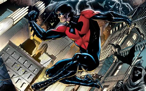 Dick Grayson Hd Wallpapers