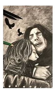 Wefalling: Snape And Lily Drawing