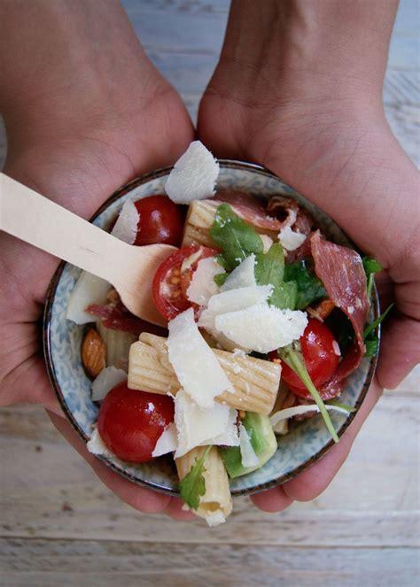17 meilleures id 233 es 224 propos de recettes de salade de p 226 tes sur salades d 233 t 233 plats