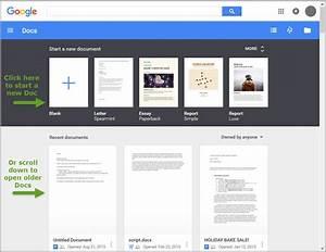 Google Docs  U2013 Techtalk