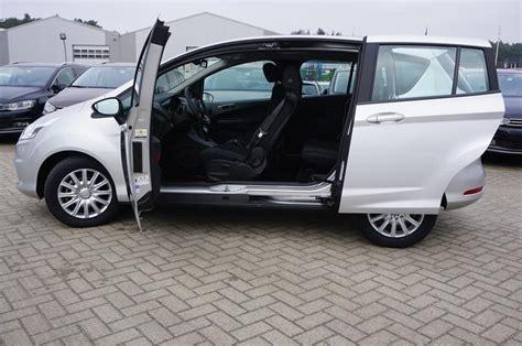 Ford B Max 1 6 105ps Automatik Trend Tageszulassung