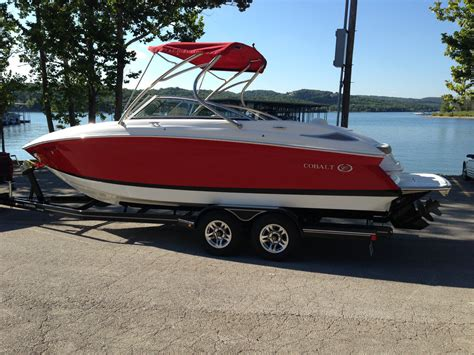 Cobalt Boats Weight by Cobalt 242 2013 For Sale For 75 500 Boats From Usa