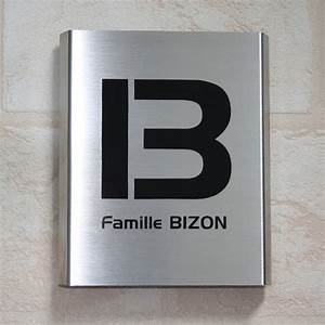 Plaque porte d39entree cabinet et plaque porte d39entree for Plaque porte d entrée