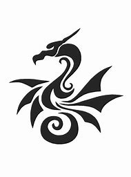 best dragon stencil ideas and images on bing find what you ll love