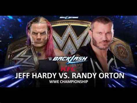 Maybe you would like to learn more about one of these? WWE BACKLASH 2018 PREDICCION MATCH CARD - YouTube
