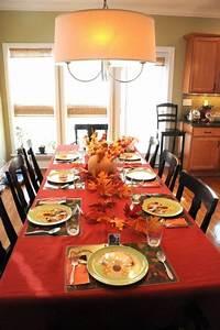 Chemin De Table Design : 75 id es pour la d coration de table d 39 automne pour un repas convivial ~ Teatrodelosmanantiales.com Idées de Décoration