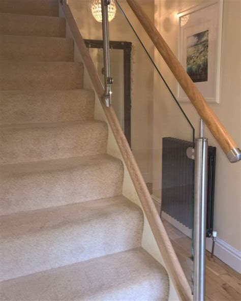 Glass Banisters by Glass Banisters And Railings In Surrey