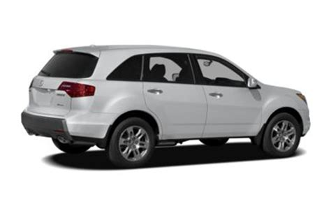 acura mdx specs safety rating mpg carsdirect
