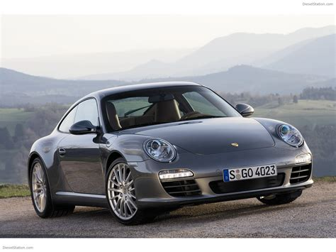Porsche 911 Carrera 44s Coupe And Cabriolet Exotic Car