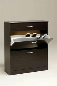 Meuble Rangement Chaussures Ikea : le rangement chaussures efficace en 19 exemples ~ Teatrodelosmanantiales.com Idées de Décoration