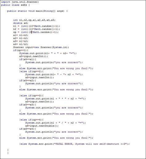 Math Ceil Java Int by Java Chapter 5 Exercise 6 Math Tutor Peters Portfolio