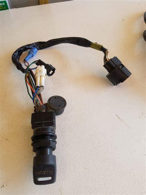 Suzuki Ignition Switch by Suzuki Outboard Ignition Switch W Key Wiring Harness 50