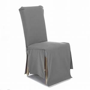 Housse Chaise De Bar : housse de chaise alinea ~ Teatrodelosmanantiales.com Idées de Décoration