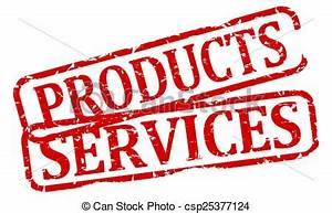 Clip Art of Red stamps - products, services - Damage oval ...