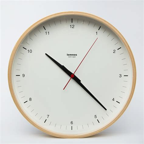 plywood wall clock collection canoe