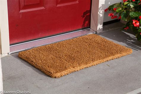 kempf coco coir doormat 18 by 30 by 1 inch new