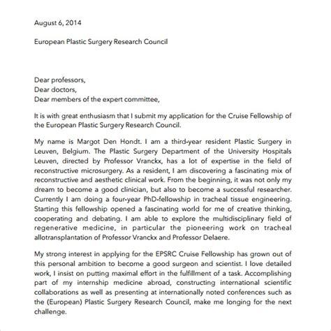 student council interest letter  bcause
