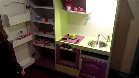 cuisine enfant meuble t 233 l 233 recycl 233 en cuisine pour enfant