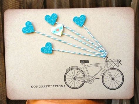 Bicycle Card Ideas Pinterest