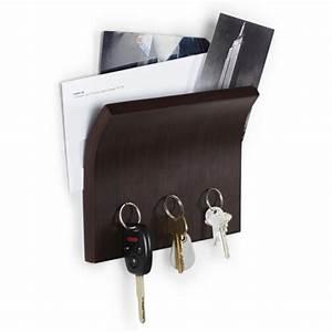 umbra magnetic key and letter holder tap phong With magnetic letter holder for fridge