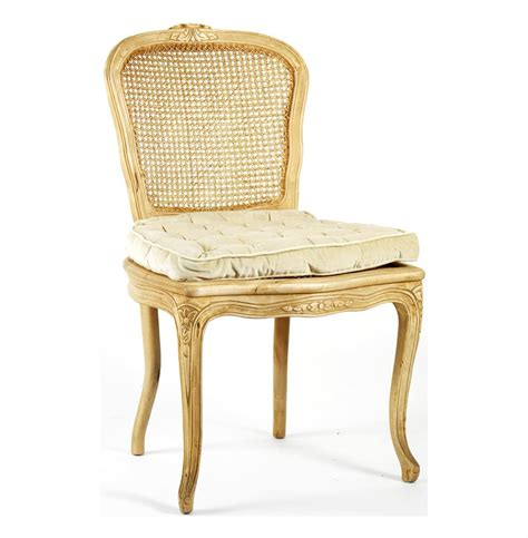 caned back country dining chair kathy kuo