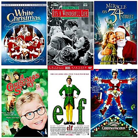 Top 10 Christmas Movies For Parent Date Nights