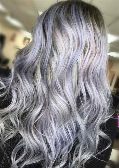 silver grey hair color silver hair trend 51 cool grey hair colors tips for
