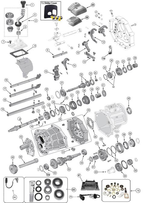grand cherokee zj parts diagrams images