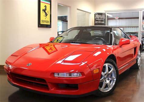 1992 acura nsx for sale carsforsale com