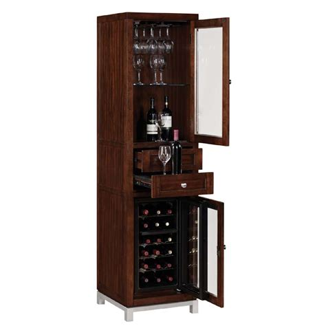 tresanti wesleyan collection audio video pier with wine